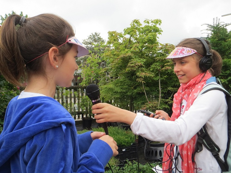 Nadja im Interview