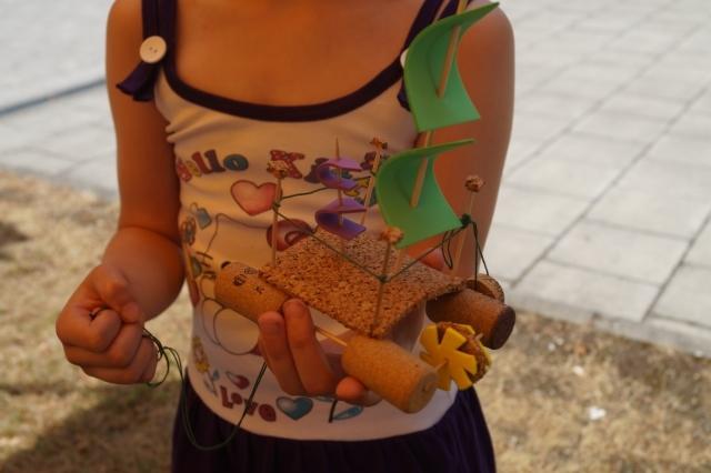 KiKS Festival 2013: Schifferlwerkstatt (Spiellandschaft Stadt)