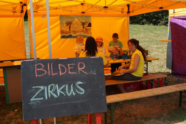 Zirkus Nordini 2013: Bilder-Zirkus