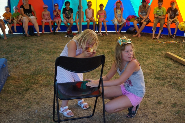 Zirkus Nordini 2013: Mitspielzirkus