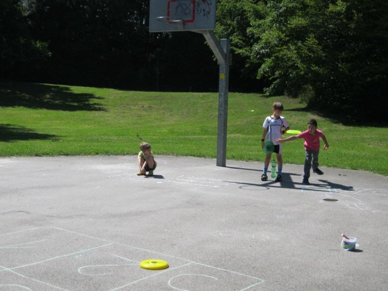 Metten2014_Frisbeespiele