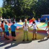 Einweihung Murmelbahn Walliser Schule