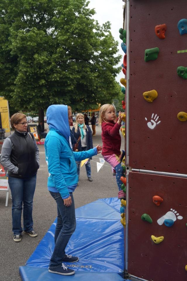 Weltspieltag 2014: Sportamt-Freizeitsport