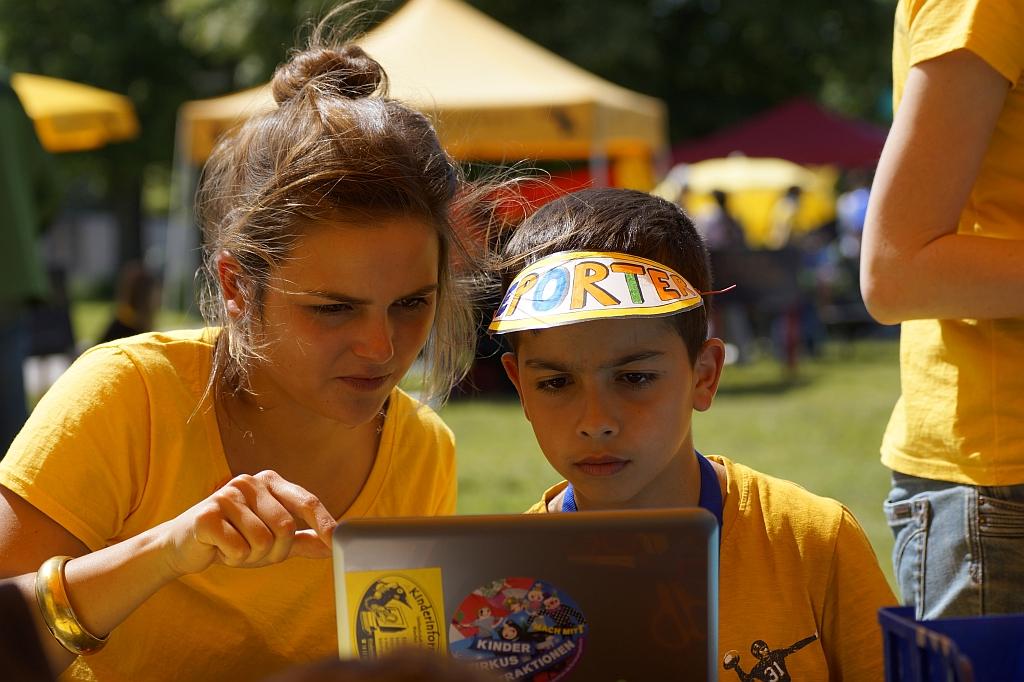 Kids Online Reporter