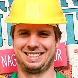 Lukas Wolpert, Spiellandschaft Westkreuz - Holzwerkstatt