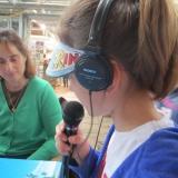 Frau Bisle im Interview