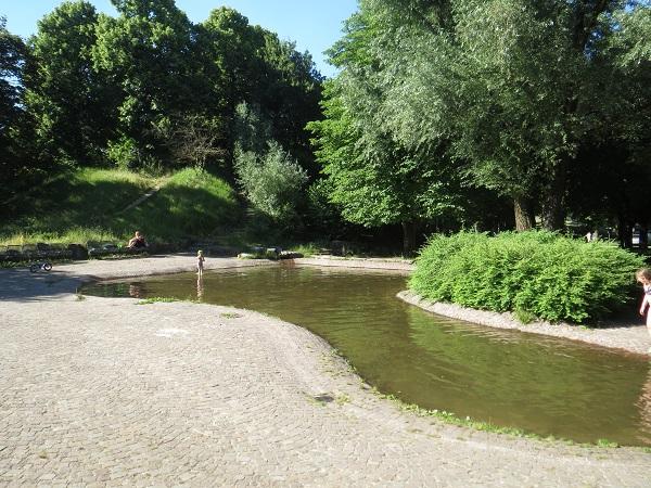 Wasserbecken