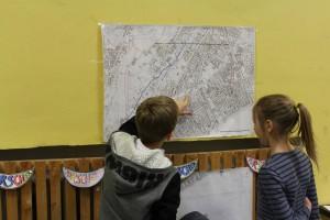 Kinderstadtplan Entwurf