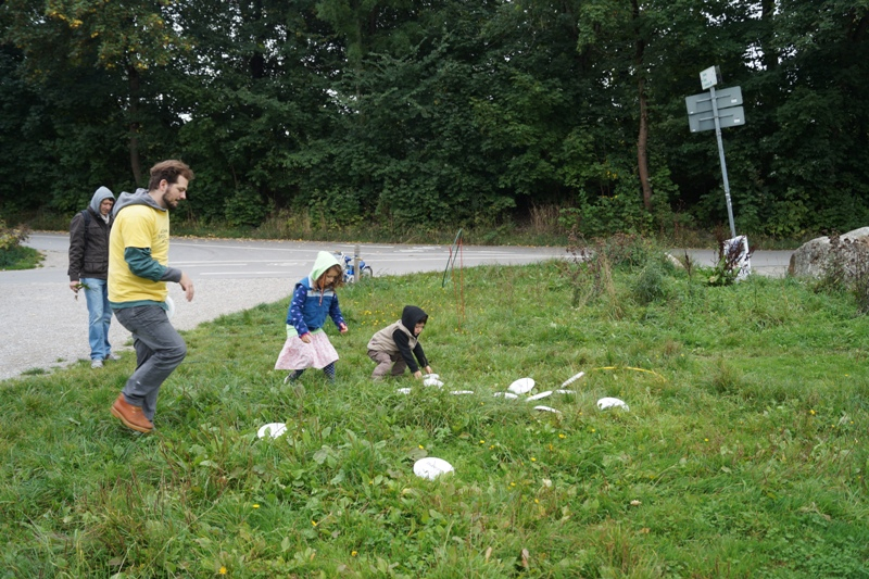 Isarspielmeile 2013: Frisbee-Golf