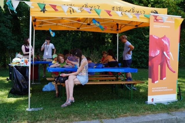 KiKS Festival 2013: Holzwerkstatt (Dschungelpalast)