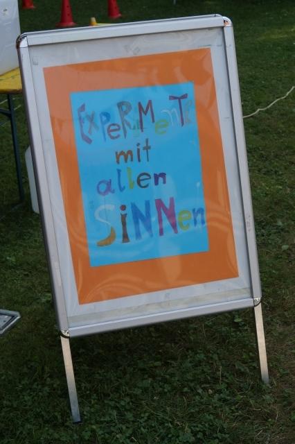 KiKS Festival 2013: Sinnesspiele (Offener Kindertreff Nordhaide)