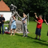 Workshop Seilspiele 2013