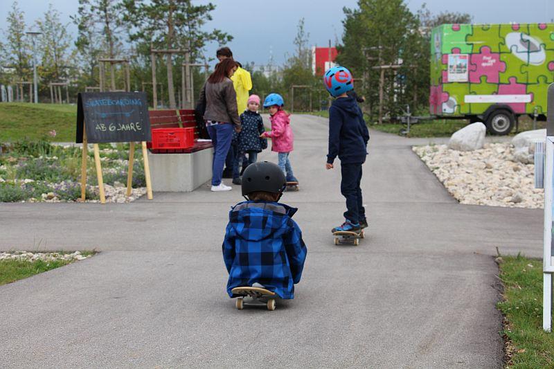 Weltkindertag2016_Spiellandschaft_Skaten