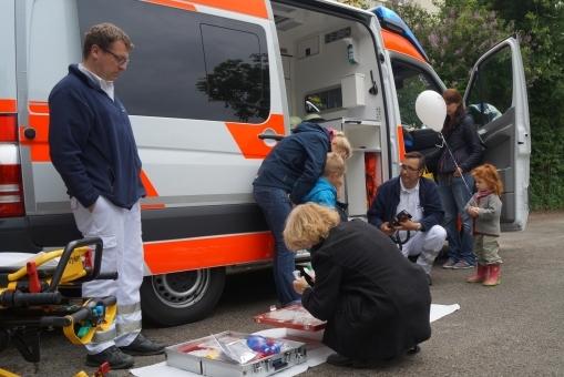 Weltspieltag 2014: MKT Münchner Krankentransport