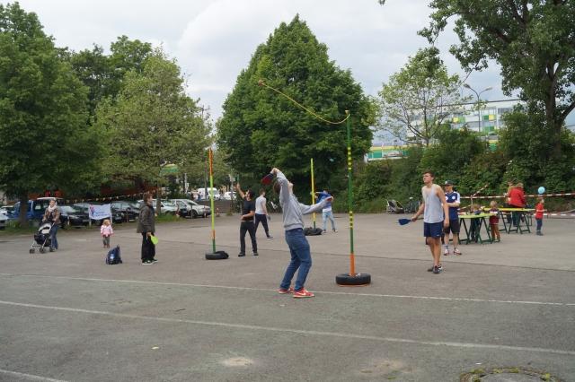 Weltspieltag 2014: Spiellandschaft Stadt