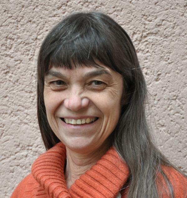 Evelyn Knecht, Koordinatorin Arbeitsgemeinschaft Spiellandschaft Stadt