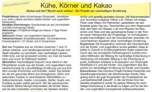 Modellprojekt_KueheKoernerKakao_Doku_2013