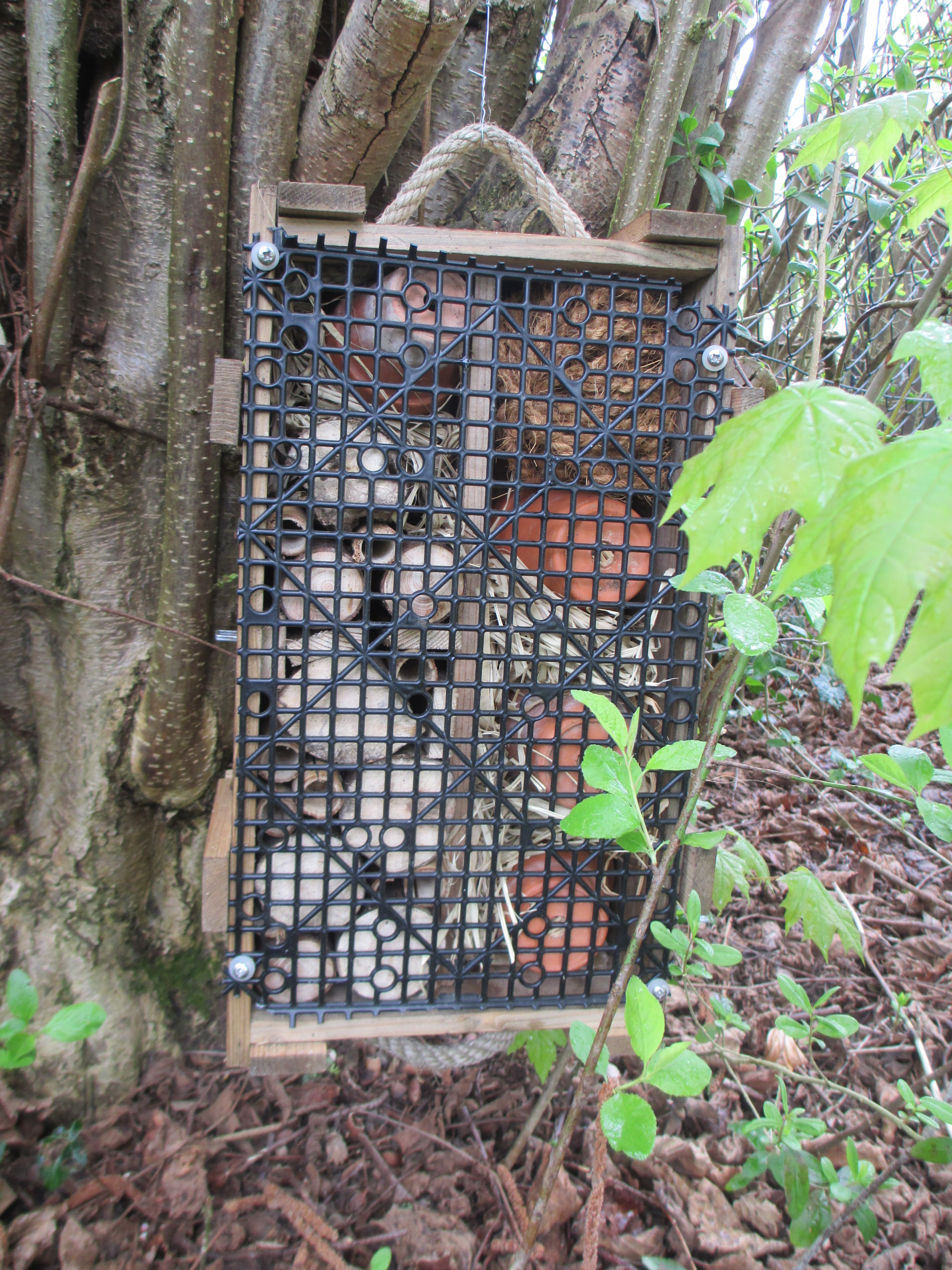 tipp des monats insektenhotel spiellandschaft