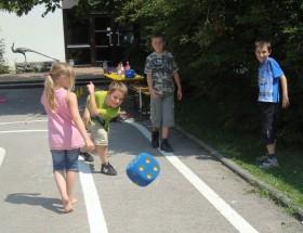 Die Spielsaison auf dem Schulhof ist eröffnet!