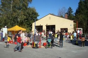 Familienfest in der Garage Waldperlach